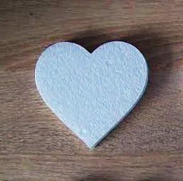 komunijne serce i weselne