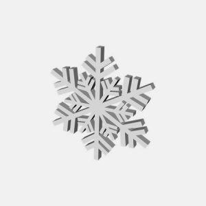 śnieżynka ozdoba