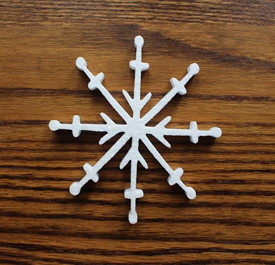 dekoracje świąteczne ze styropianu