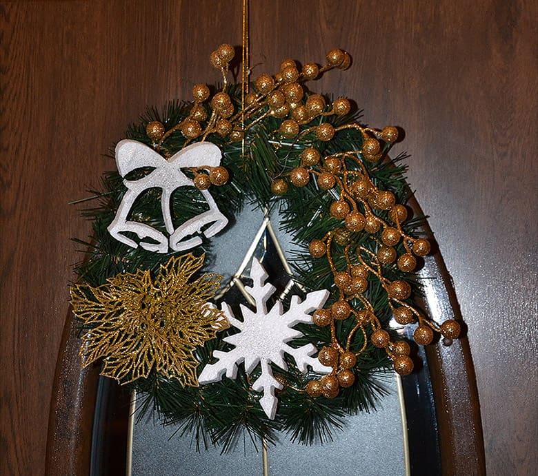 dekoracje na boże narodzenie