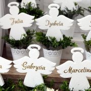 aniołki do dekoracji komunijnych