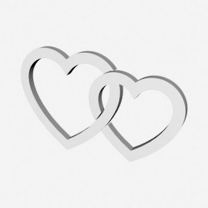 serca ze styropianu ozdoby