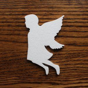 ozdoba komunijna aniołek