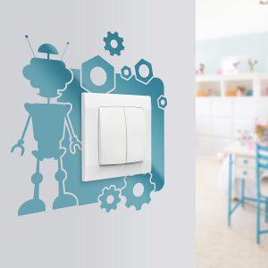 Naklejki pod kontakt do pokoju dziecięcego