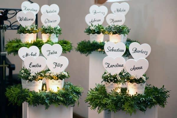 kościelne dekoracje styropianowe