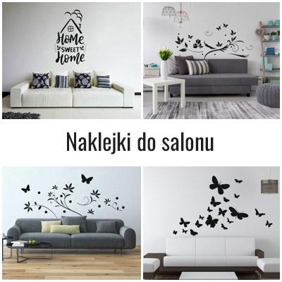 naklejki salonowe na ściany