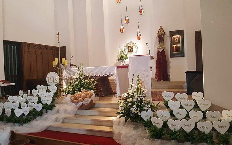 Jak Udekorować Kościół Na Pierwszą Komunię Poradnik I